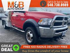 2013 RAM 5500 Tradesman