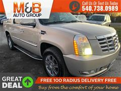 2007 CADILLAC ESCALADE EXT AWD with Nav and DVD