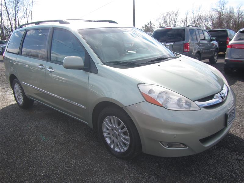 2009 TOYOTA SIENNA XLE LIMITED**AWD**NAVI**DVD**BACKUP CAMERA**