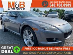 2004 MAZDA RX-8 GRAND TOURING / LOW MILES