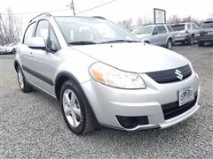 2007 SUZUKI SX4 AWD--LOW MILES