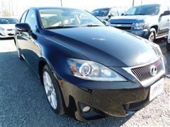2012 LEXUS IS 250 IS250 AWD w/ Navigation