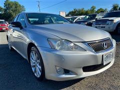 2009 LEXUS IS 250 IS250 AWD w/ Navigation