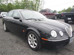 2007 JAGUAR S-TYPE 4.2