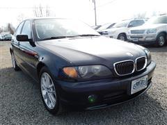 2004 BMW 3 SERIES 330xi