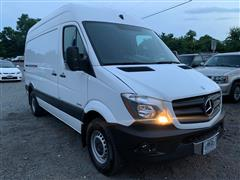 2014 MERCEDES-BENZ SPRINTER CARGO VANS 2500