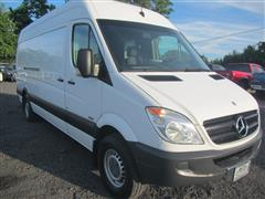"2011 MERCEDES-BENZ SPRINTER CARGO VANS 2500 170"" WB High Roof Extended"