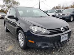 2010 VOLKSWAGEN GOLF 2.5