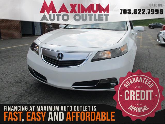 2014 ACURA TL TECH Tech Package with Navigation