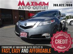 2009 ACURA TL SH-AWD w/Technology Pkg