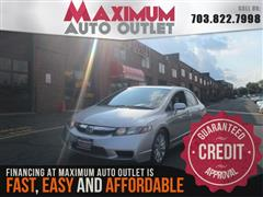 2011 HONDA CIVIC SEDAN EX
