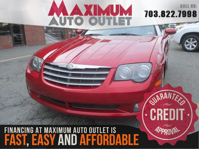 2006 CHRYSLER CROSSFIRE LTD Limited