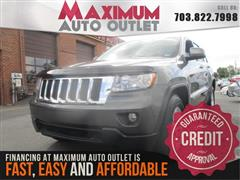 2012 JEEP GRAND CHEROKEE Laredo 4X4-SUNROOF