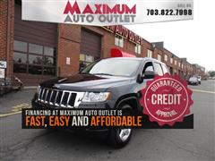 2012 JEEP GRAND CHEROKEE 4x4 LAREDO