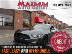 2016 FORD MUSTANG GT - 6 Speed Manual