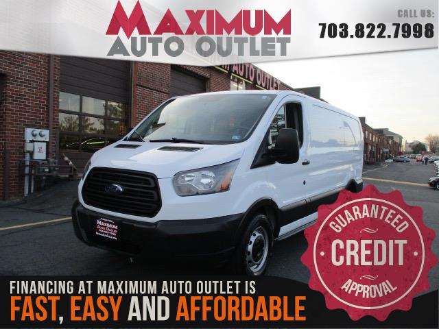 2015 FORD TRANSIT CARGO VAN T-150 Low Roof