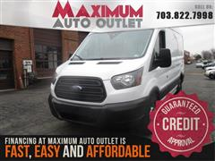 2016 FORD TRANSIT CARGO VAN T-250 High Roof