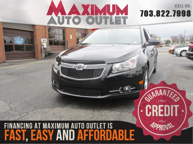 2014 CHEVROLET CRUZE LT w/RS Package