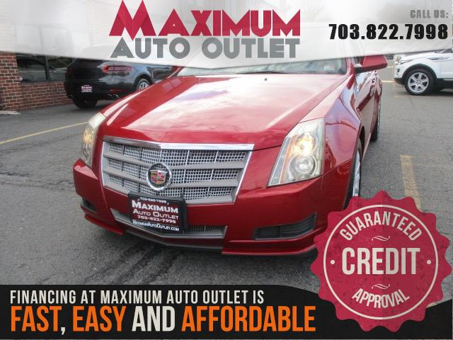 2010 CADILLAC CTS LUXURY COLL LUXURY COLLECTION