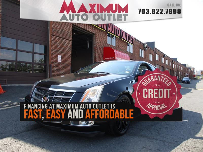 2011 CADILLAC CTS Premium AWD