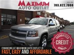 2007 CHEVROLET TAHOE LTZ 4WD DVD with 7 Passenger