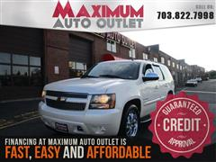 2008 CHEVROLET TAHOE LTZ 4WD DVD with 7 Passenger