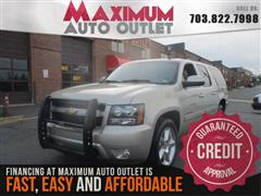 "2013 CHEVROLET SUBURBAN LT - NAVI - DVD - 20"" WHEELS"