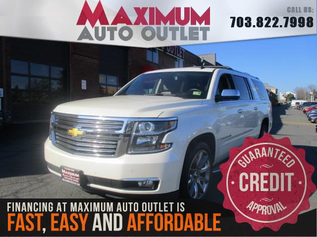 2015 chevrolet suburban ltz w nav dvd manassas park virginia maximum auto outlet va. Black Bedroom Furniture Sets. Home Design Ideas