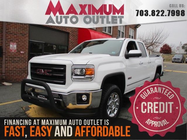 2015 GMC SIERRA 1500 SLT ALL TERRAIN 4WD