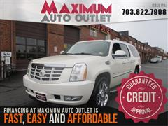 2010 CADILLAC ESCALADE ESV LUXURY W/NAVIGATION & DVD