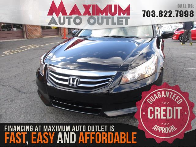 2012 HONDA ACCORD SEDAN EX-L with Navi