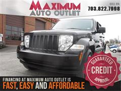 2010 JEEP LIBERTY 4WD Sport