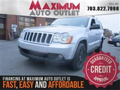 2010 JEEP GRAND CHEROKEE 4x4 LAREDO