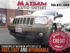 2008 JEEP GRAND CHEROKEE Laredo 4WD with Navigation