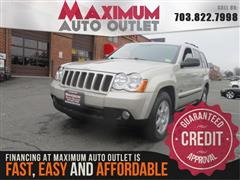 2008 JEEP GRAND CHEROKEE Laredo 4X4-SUNROOF