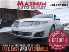 2011 LINCOLN MKS AWD w/ EcoBoost