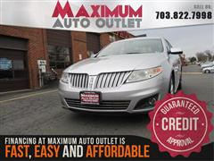 2009 LINCOLN MKS Navigation and Rear Camera