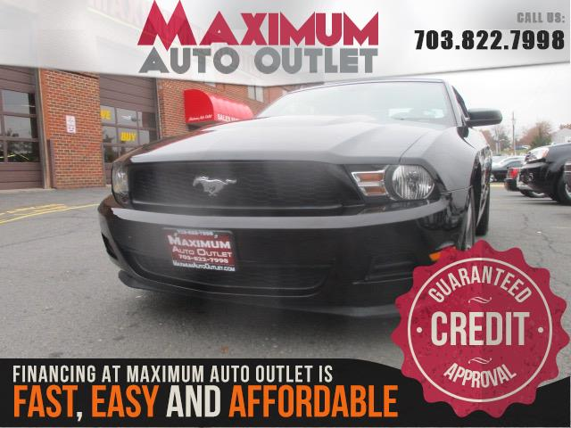 2011 FORD MUSTANG V6 Premium Convertible
