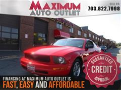 2005 FORD MUSTANG V6 Coupe