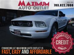 2009 FORD MUSTANG Coupe