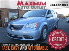 2013 CHRYSLER TOWN & COUNTRY Touring DVD NAV