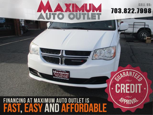 2014 DODGE GRAND CARAVAN S SE 30th Anniversary