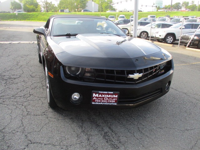 2011 CHEVROLET CAMARO 1LT RS