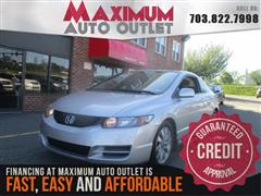 2010 HONDA CIVIC COUPE EX