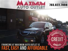 2010 ACURA MDX SH-AWD with Technology and Entertainment