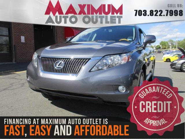 2012 LEXUS RX 350 w/Navigation System and Rear Camera