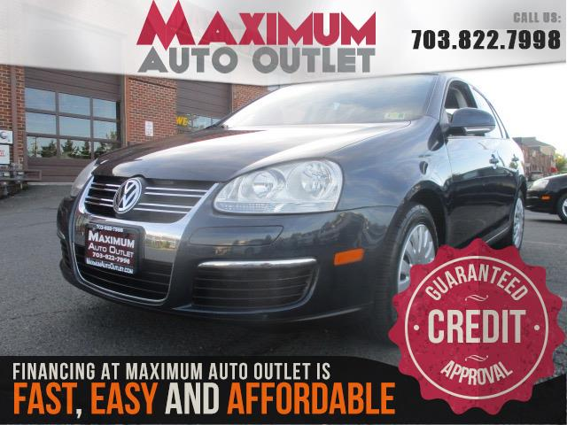 2009 volkswagen jetta sedan s manassas park virginia maximum auto outlet va 20111. Black Bedroom Furniture Sets. Home Design Ideas