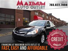 2010 SUBARU LEGACY Prem All-Weather