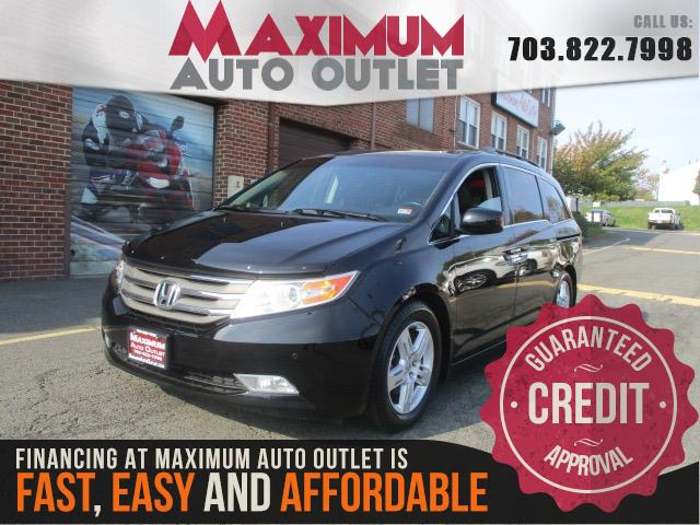 2012 HONDA ODYSSEY Touring Package with Navigation and Rear Entertainment