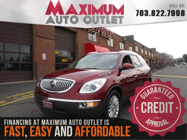 2011 BUICK ENCLAVE CXL - ONE OWNER!